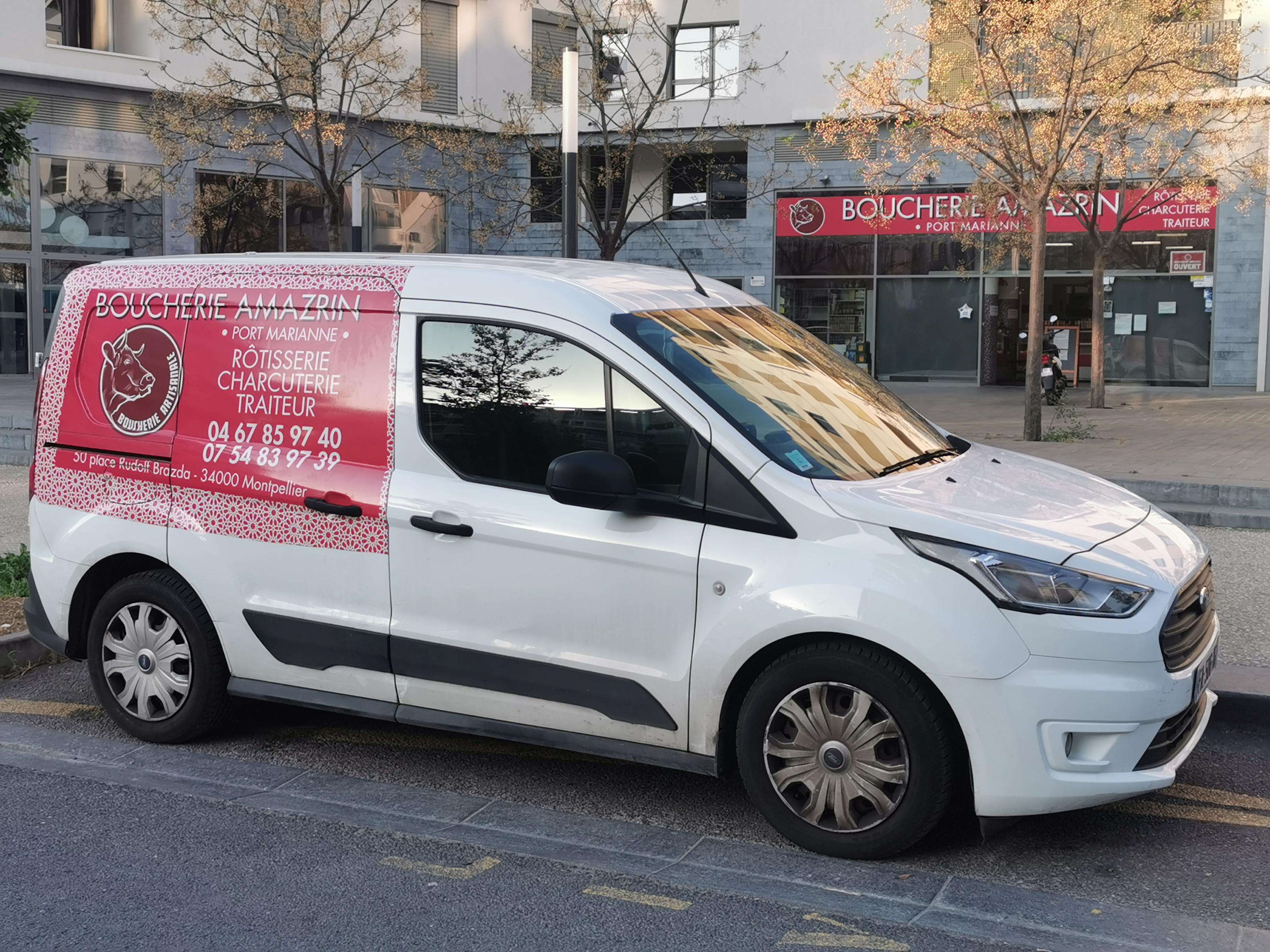La Boucherie Amazrin propose le Drive et la livraison à domicile